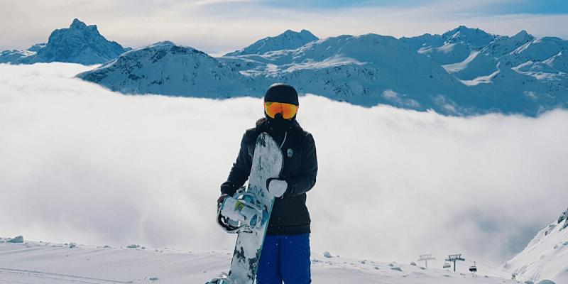Anti-Fog Snowboard Goggles