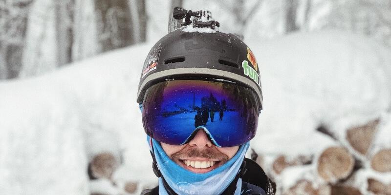 GoPro Mount for Snowboarding