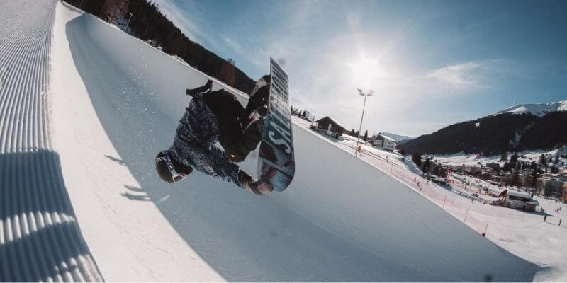 How to Backflip on a Snowboard