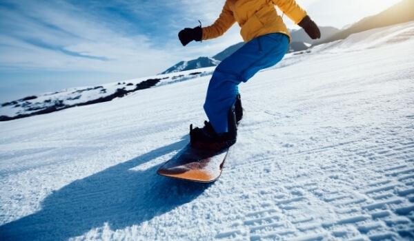 Is Snowboarding Hard 1