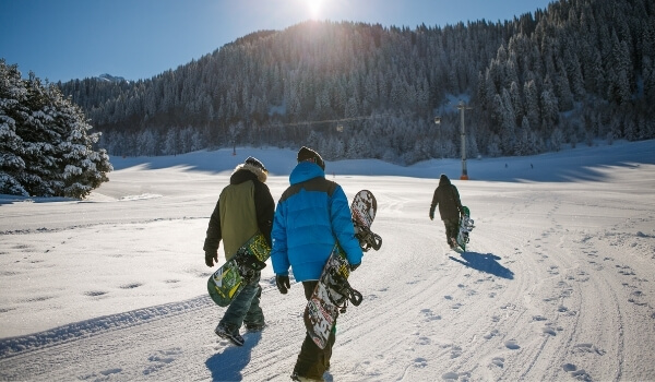 Is Snowboarding Hard 2
