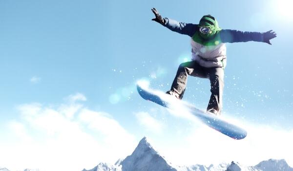 Is Snowboarding Hard 4