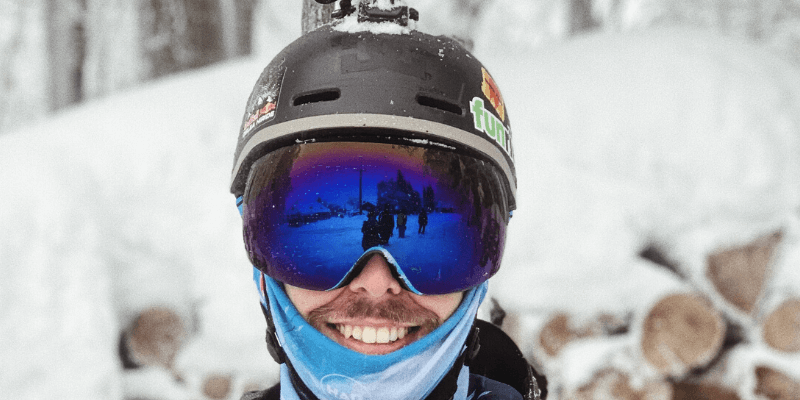 Low-Light Snowboard Goggles