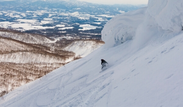 Places to Snowboard in Japan