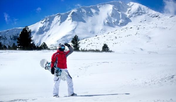 Snowboard Instructor 2