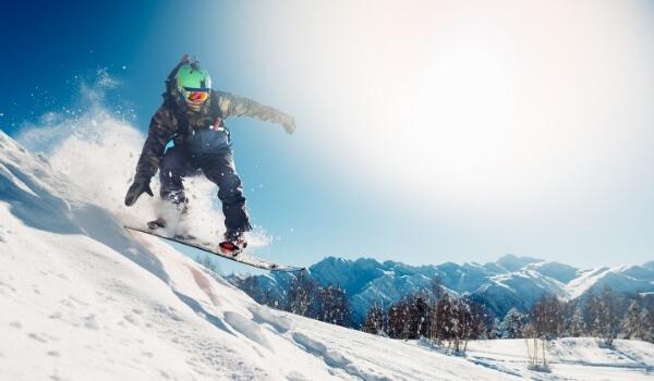 Snowboard Instructor 3