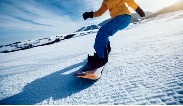 Snowboard Instructor 4