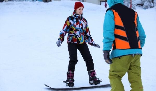 Snowboard Instructor 5