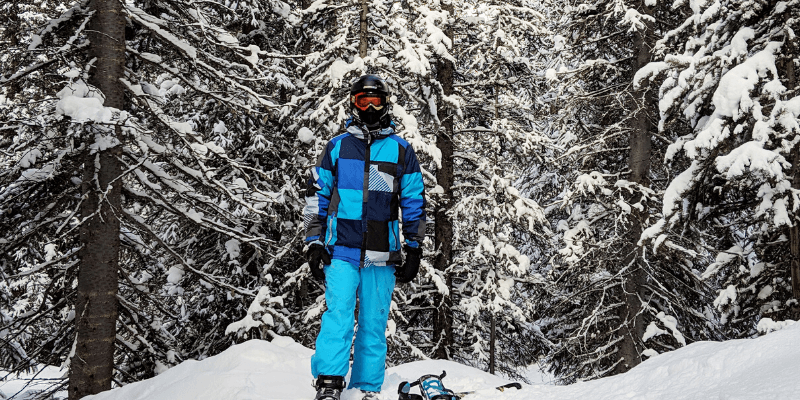Snowboard Jackets for Big Guys