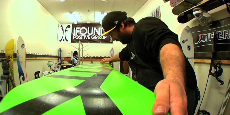 Snowboard Wax Iron