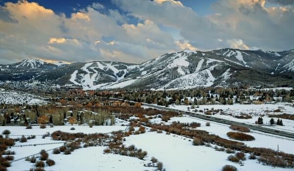 Snowboard in Utah 3