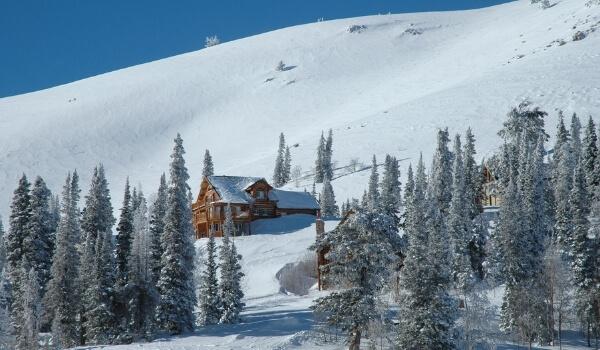 Snowboard in Utah