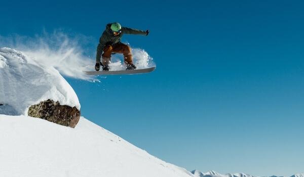 Snowboarding Calories 3