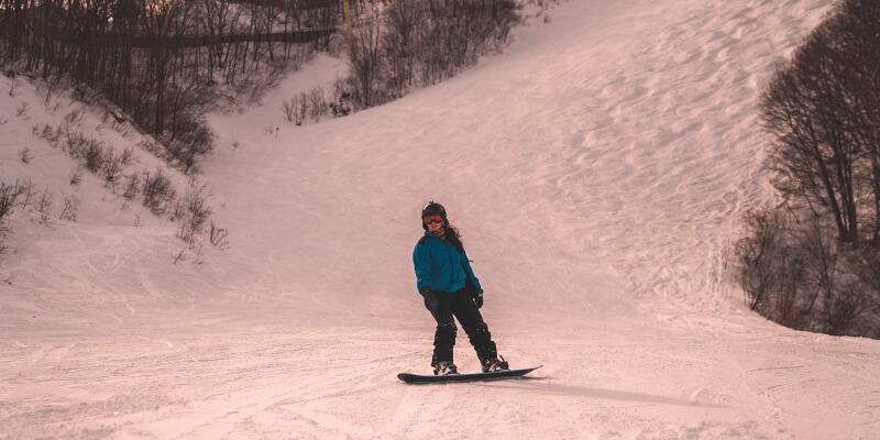 Women's Snowboard Helmets