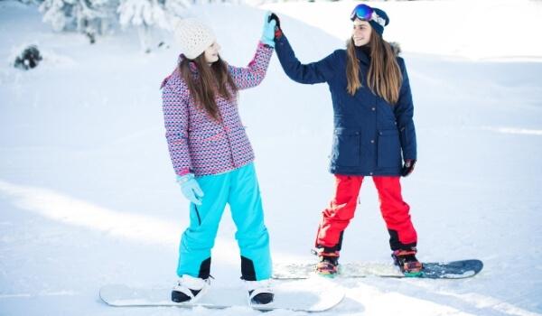 attitude snowboarding