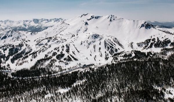 california snowboarding