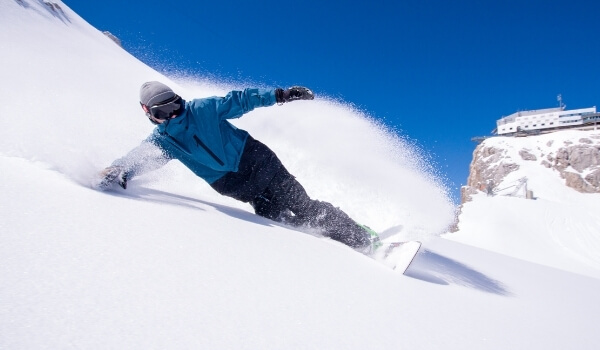 carving snowboarding 4