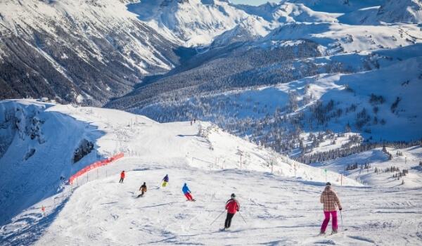 family snowboarding 6