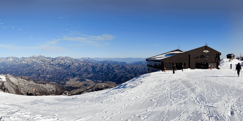 Hakuba ski resort guide