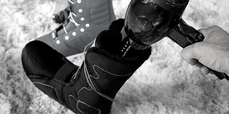 heat snowboard boots