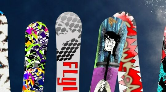 How to Choose a Snowboard?