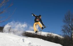 How to Jump on a Snowboard?