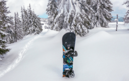 Best Places to Snowboard in California