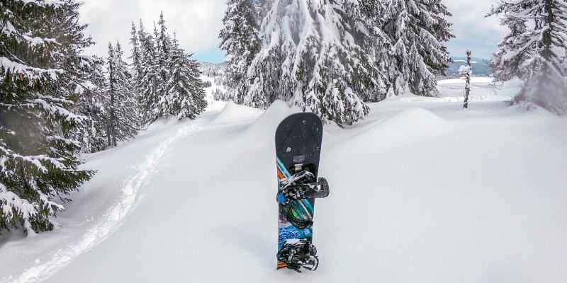 snowboard california