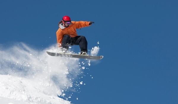 snowboard jump 4