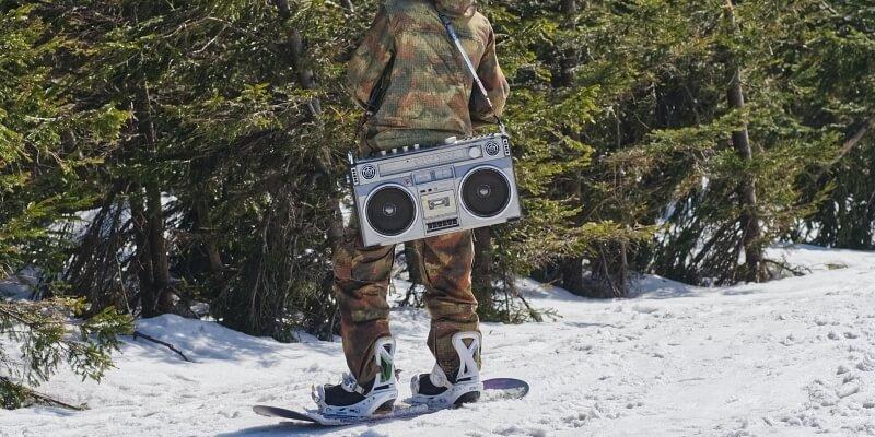 snowboard song