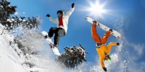 snowboarding concussion