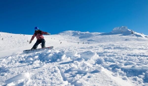 turn snowboarding 2