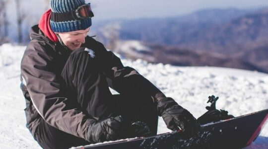 What to Wear for Snowboarding